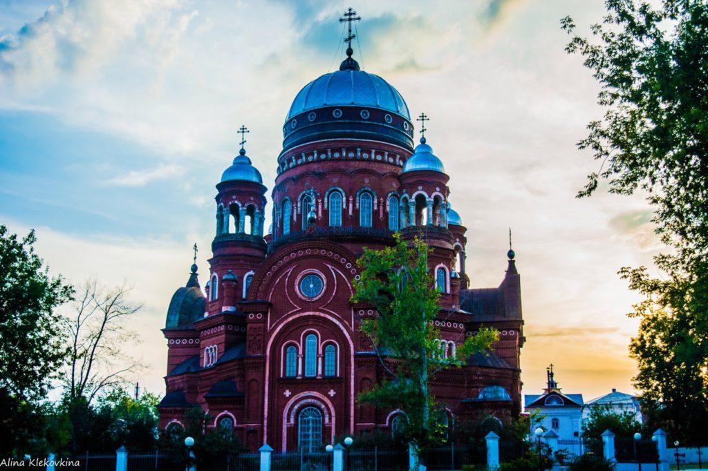 Начало истории Свято-Троицкого собора в Уржуме