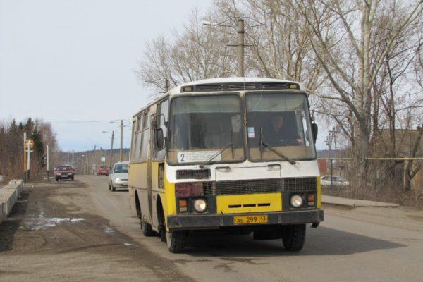 автобус уржум