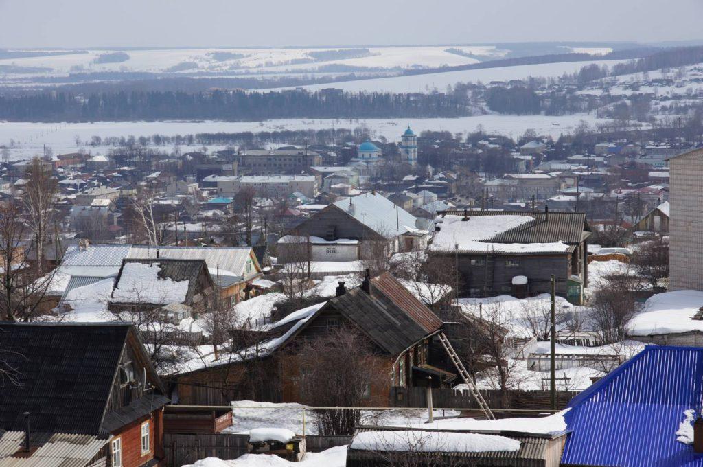 Нолинск Кировская область