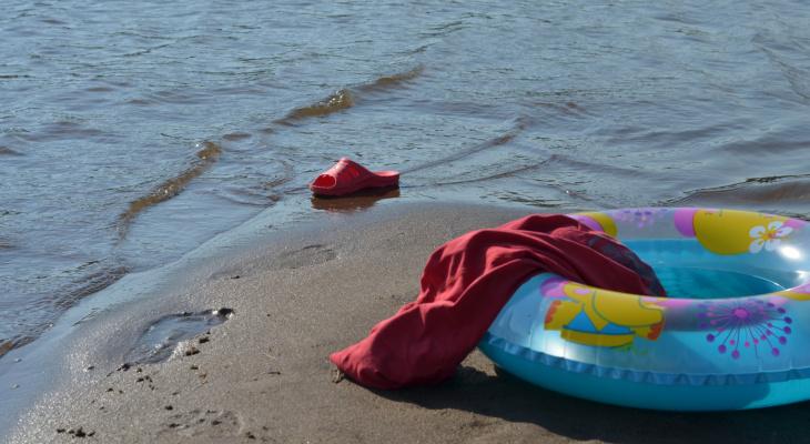 На реке Великой в Кировской области утонула девочка