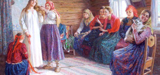 Что на Руси считалось самым унизительным для женщины