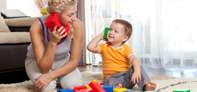 психологи с ребенком