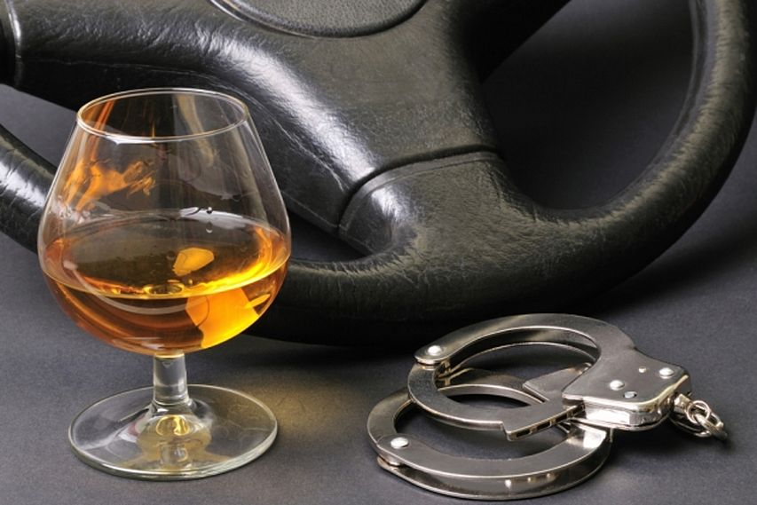 В 5-ый раз осуждён житель Нолинска за управление авто в состоянии опьянения