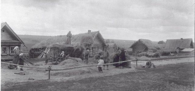 Вятская губерния в начале XX века. Территория, население