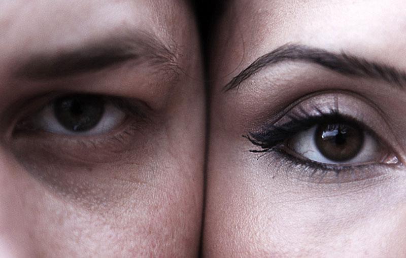 мужчины и женщины видят мир по-разному