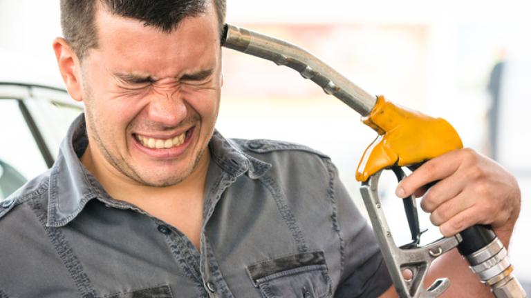 в рейтинге доступности цен на бензин