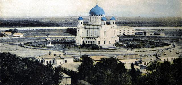 Исчезнувшие храмы Вятки