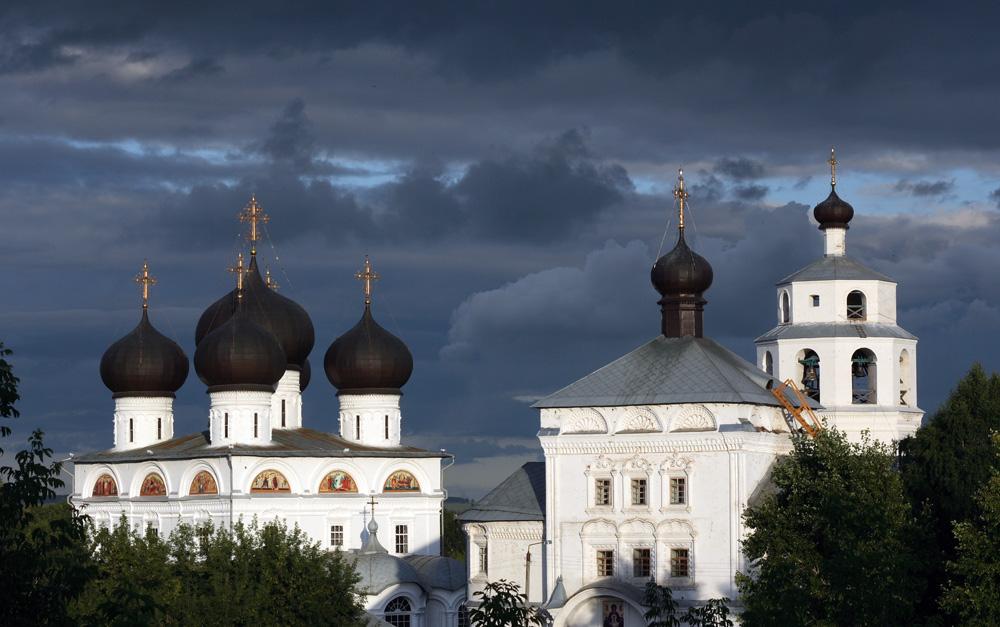 Храмы с загадкой в Кировской области