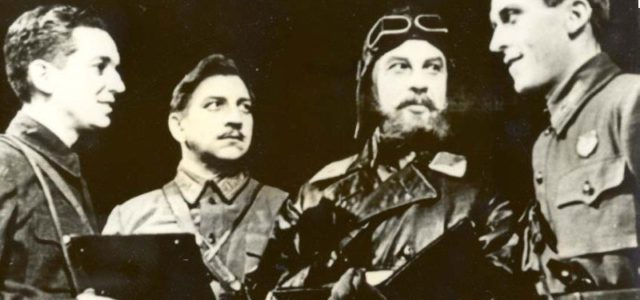 Жители блокадного Ленинграда на Вятской земле