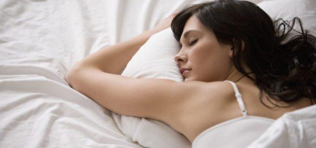 самая вредная поза для сна