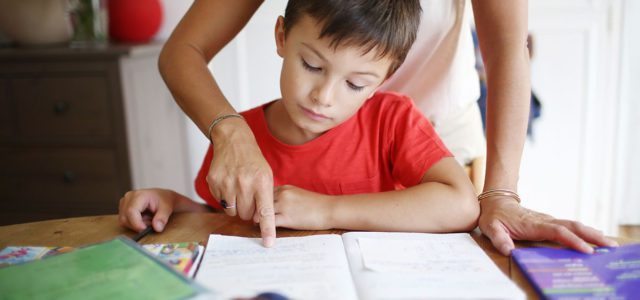 заставить ребенка учиться
