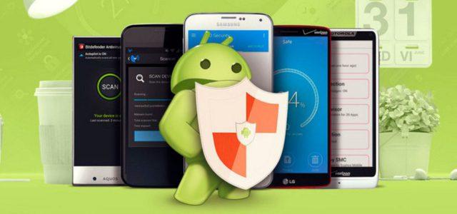 5 лучших антивирусов для смартфонов и планшетов на Андроиде