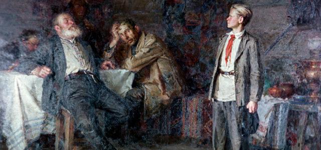 История самого знаменитого пионера СССР Павлик Морозов