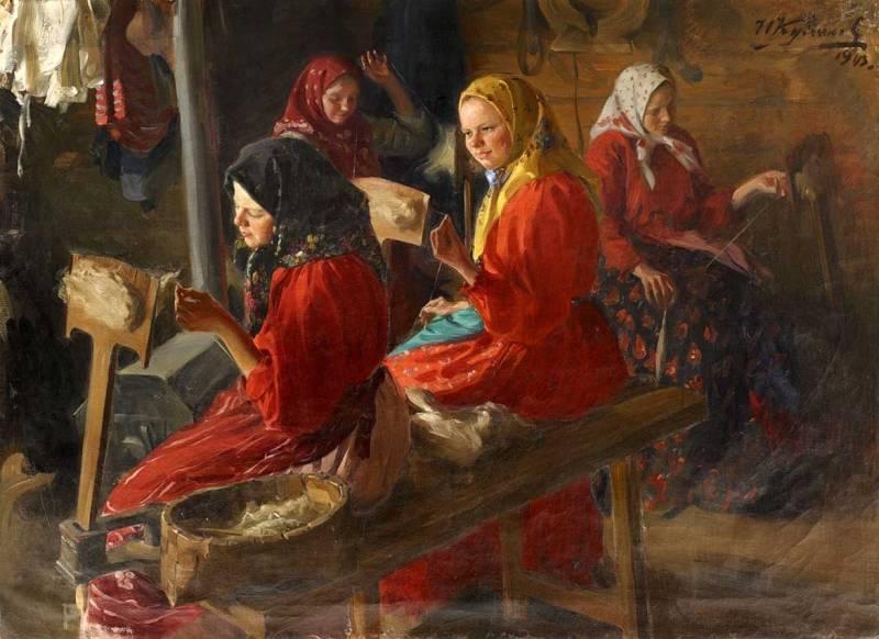 Почему на Руси крепостных женщин называли бабами