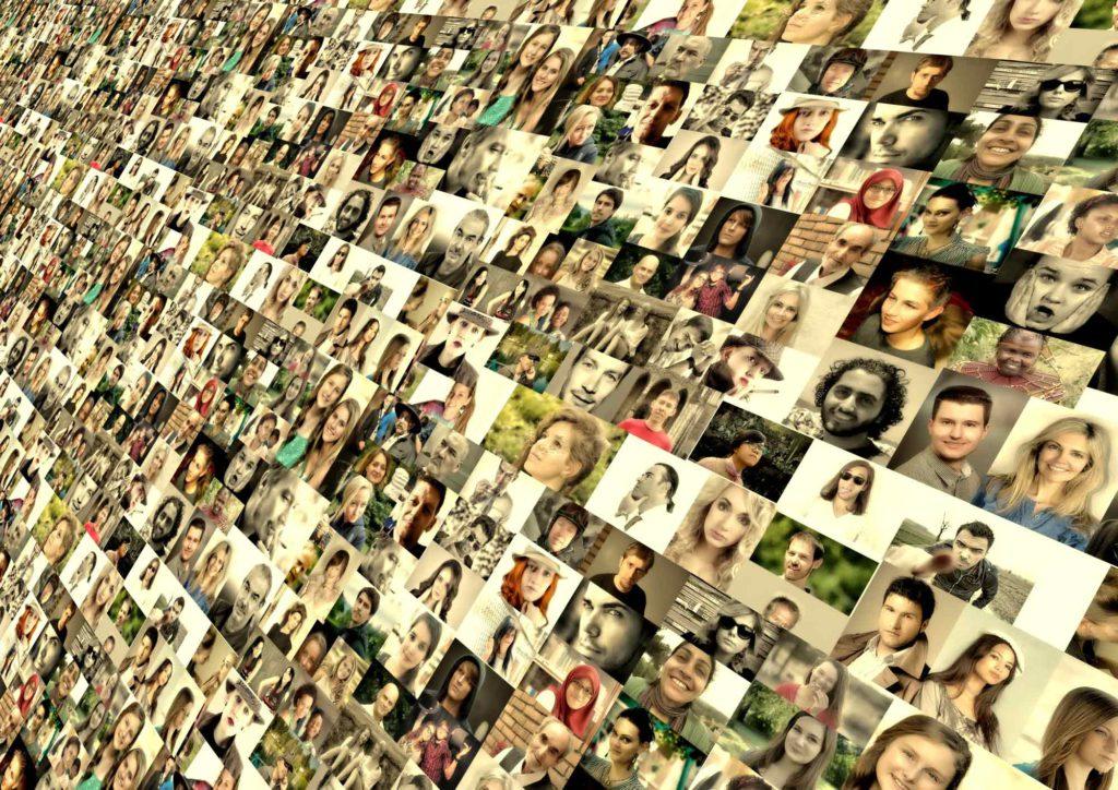 Психологи выяснили, сколько лиц может запомнить человек