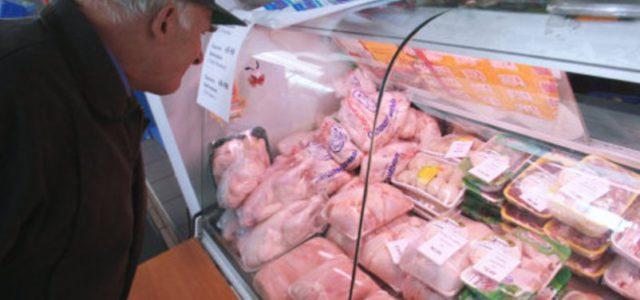 как выбрать курицу в магазине