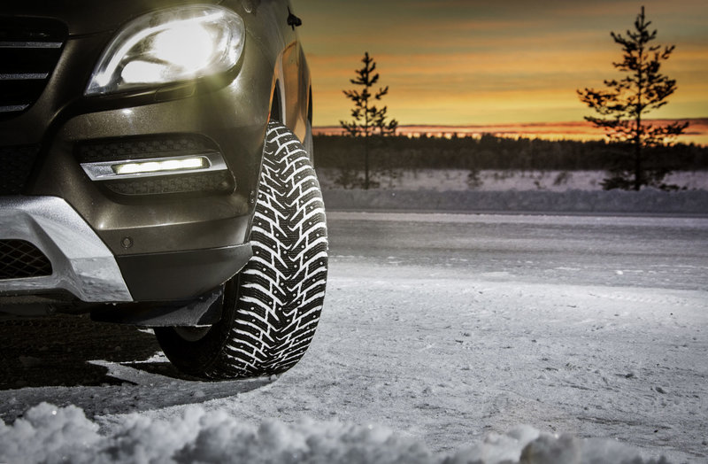 Зимние шины стали обязательными!