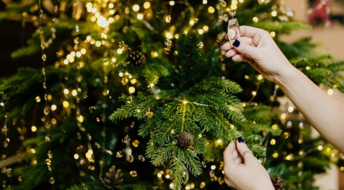Дизайнеры предложили изменить подход к украшению новогодней ёлки