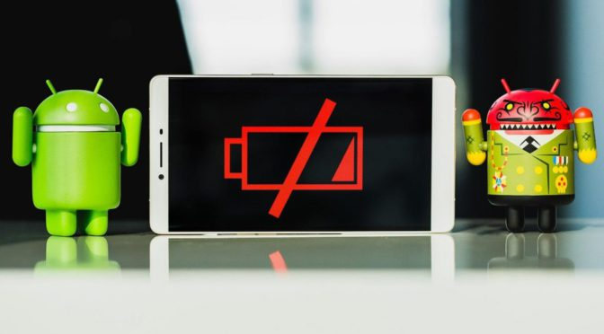 Обнаружен вирус, который разряжает смартфоны на Android