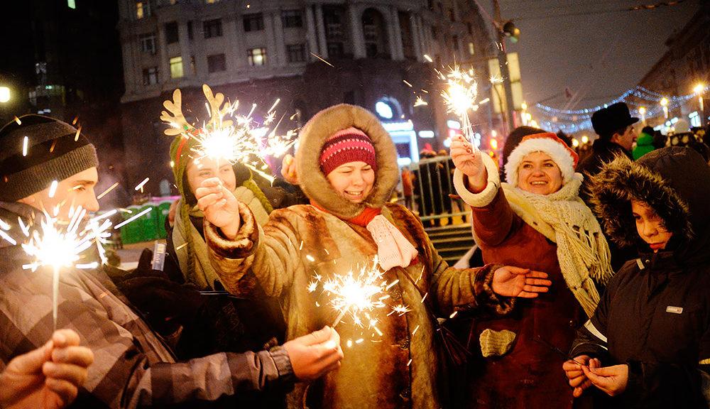 Программа новогодних мероприятий в Кирове