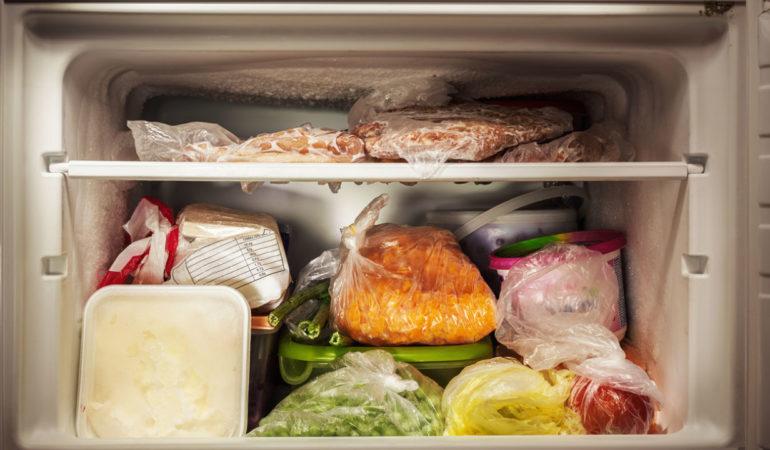 10 продуктов, которые нельзя замораживать