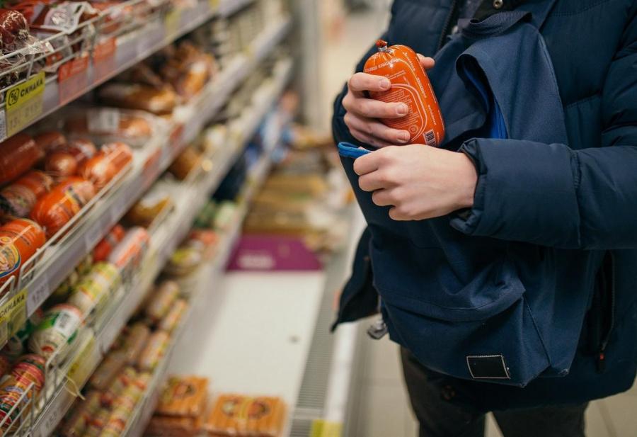 Названы самые похищаемые в магазинах товары