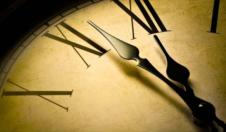 нельзя повернуть время вспять
