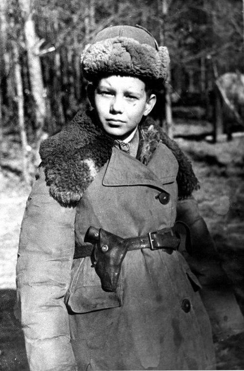 Партизаны: Юные герои Великой Отечественной