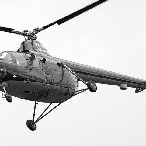 О первом вертолёте на Вятке