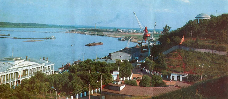 О судоходности реки Вятки в начале прошлого века