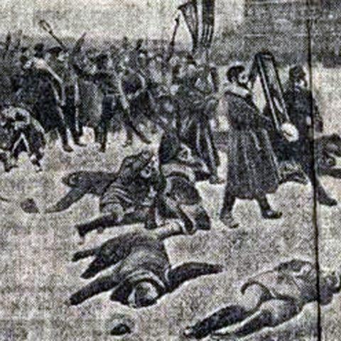 22 января 1905-го - «Кровавое воскресенье»: Что происходило на Вятке в то время