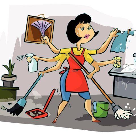 7 самых интересных народных примет про уборку