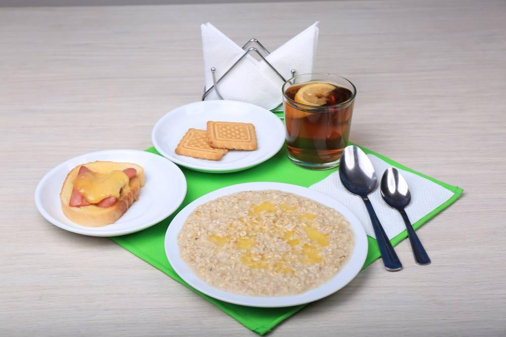 Названы самые любимые завтраки россиян