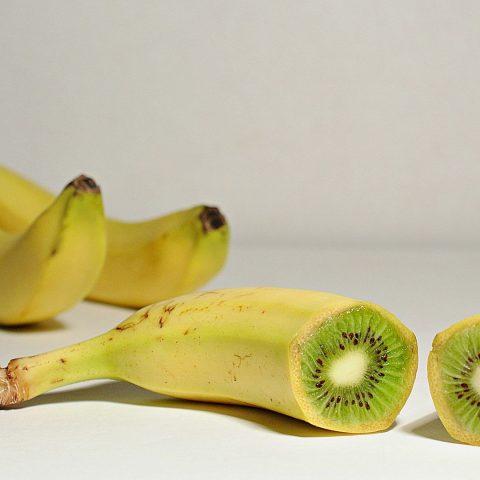 О разнице между желтыми и зелеными бананами