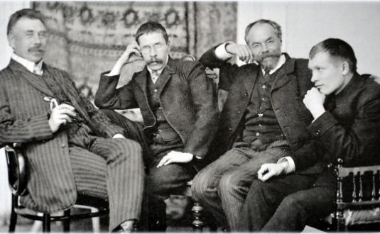 6 апреля 1905г. - открылась в Вятке первая художественная выставка