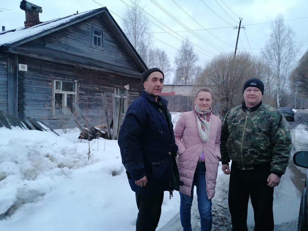 Отшельнику из Кировской области нашли жилье