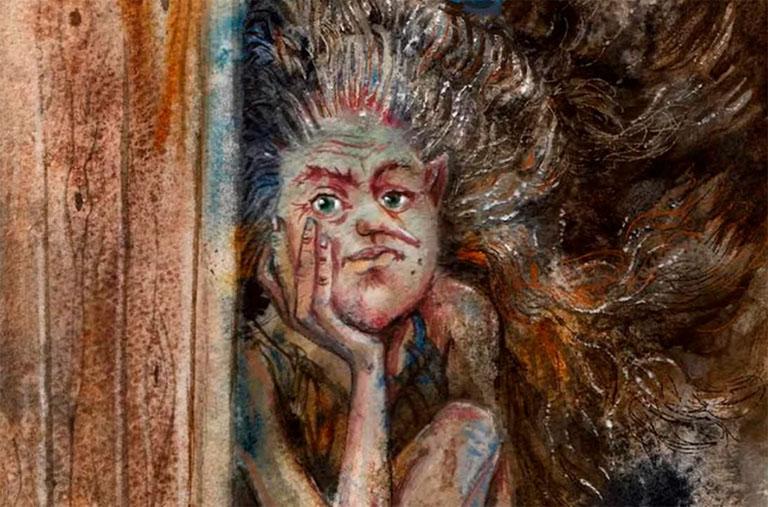 Кто такая обдериха и почему её так боялись в бане