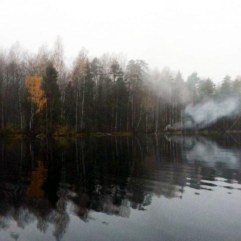 Про загадочное Итанское озеро в Кировской области