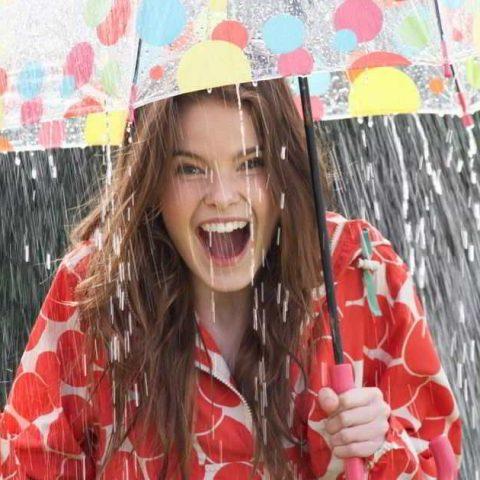 О вреде прогулок под дождем