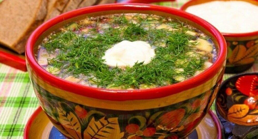 Рецепт сибирской окрошки: Необычно и вкусно