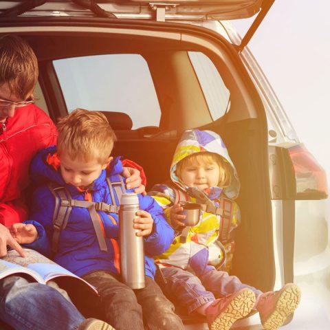 ТОП-5 самых безопасных семейных авто с пробегом