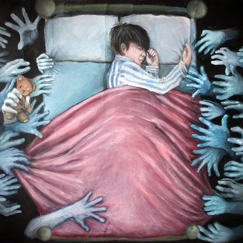 Ученые смогли выяснить, о чем думает человек, пока спит