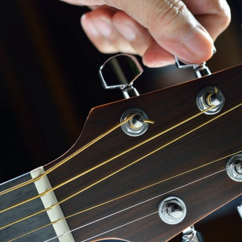 Тонкости гитарного звука: фурнитура и электроника