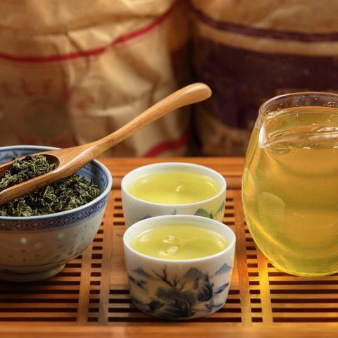 Чай улун сжигает опасные жиры