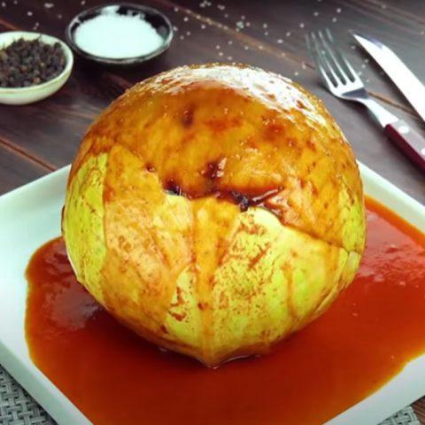 Чем удивить на ужин: Готовим фаршированную капусту